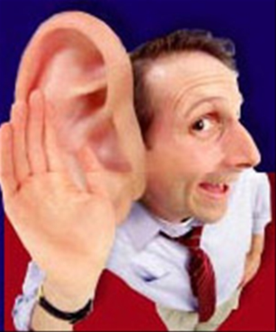 Ear Cartoon Listen