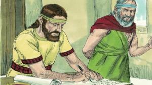 Jeremiah buys land